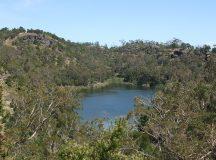 After Australian bushfire new canals found near Budj Bim National Park