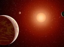 2 super-Earths and cold Neptune found