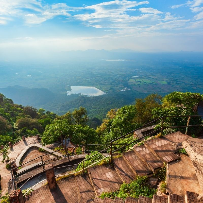 image depicting Not-So-Hot-Spot - Mount Abu, Rajasthan