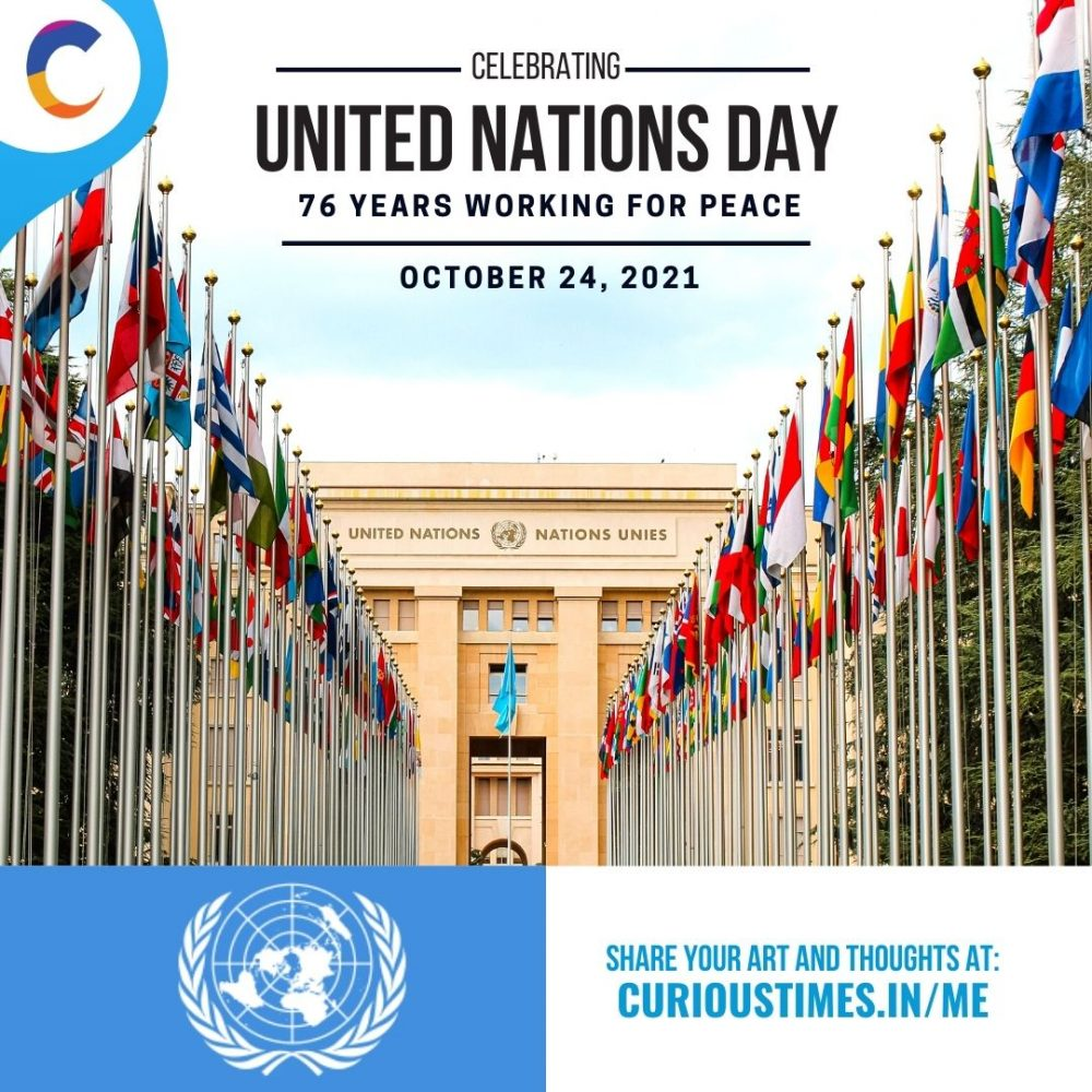 image depicting United Nations Day - 24 October