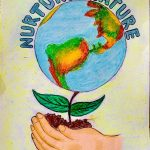 Nature, Earth, Kids Drawings, Kid Activities