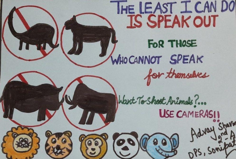 Image depicting endangered species