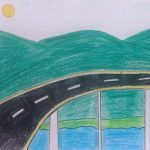 Image depicting landscape, bridge