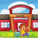 Funny Boy, Boy out of school, Boy and School