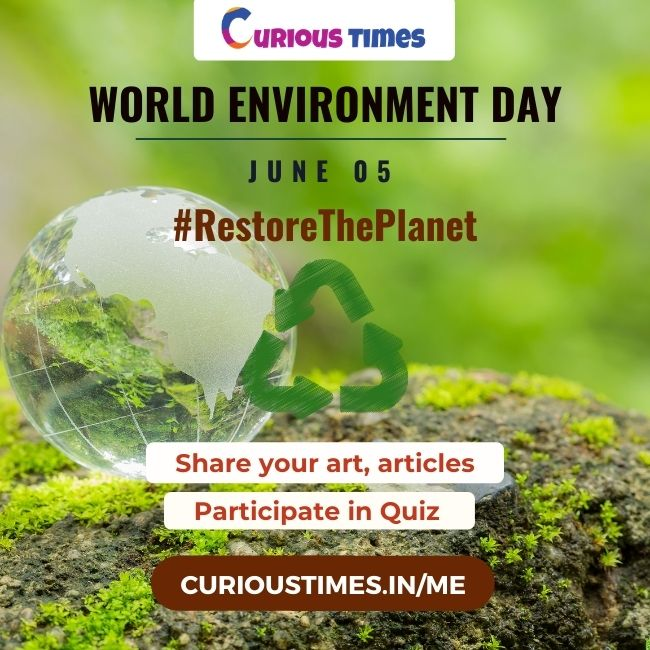 Image depicting World Environment Day, Green Earth, Earth