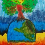 Image Depicting Tree, Earth, Green