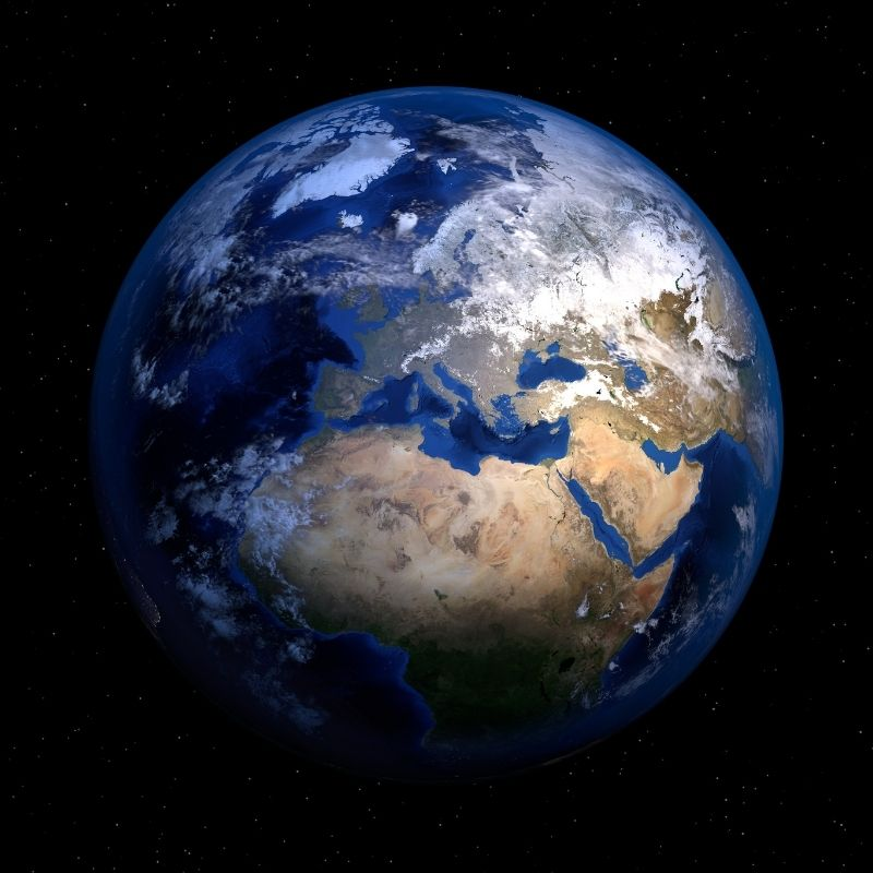 Image Depicting Earth