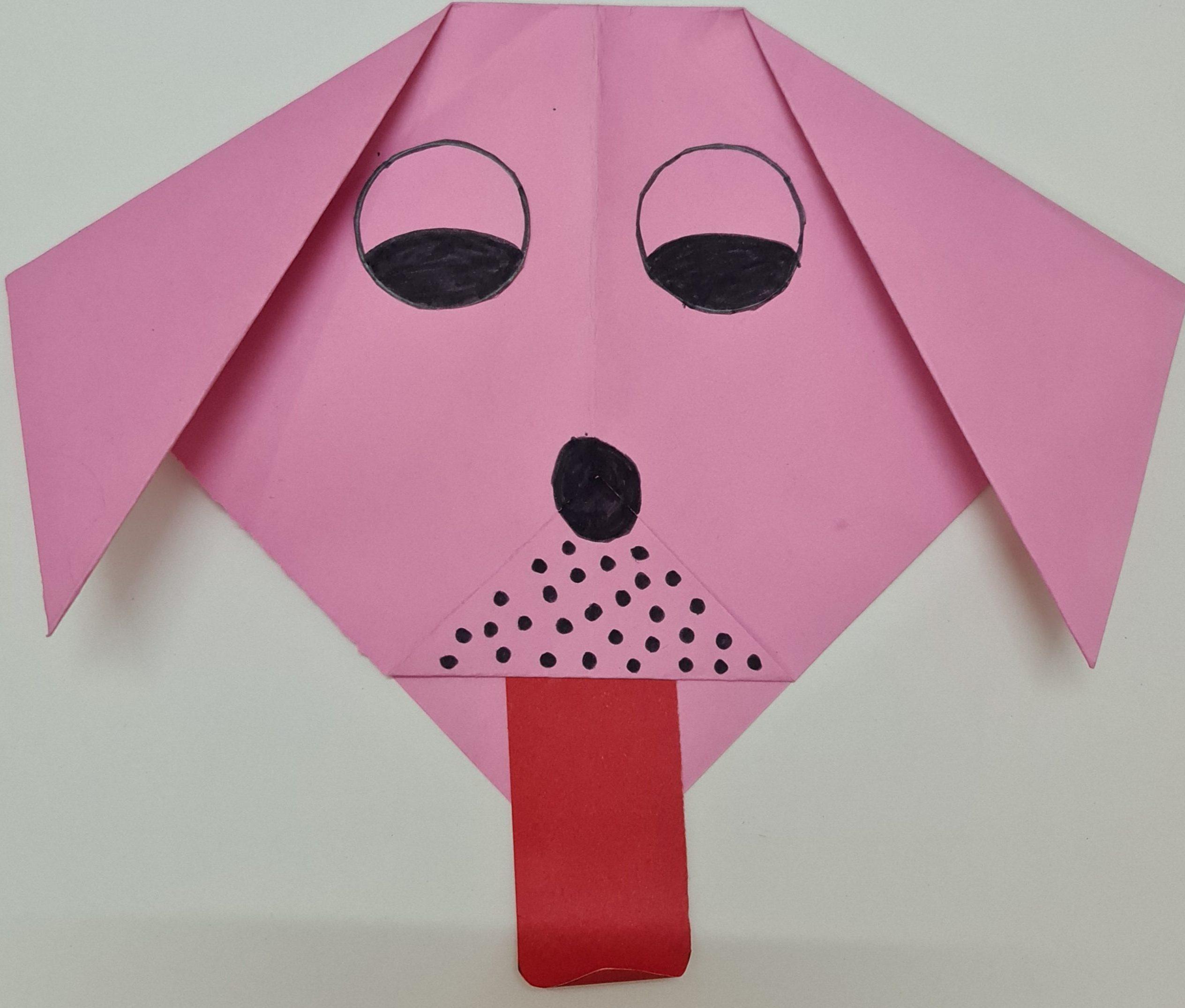 Image depicting Dog Face