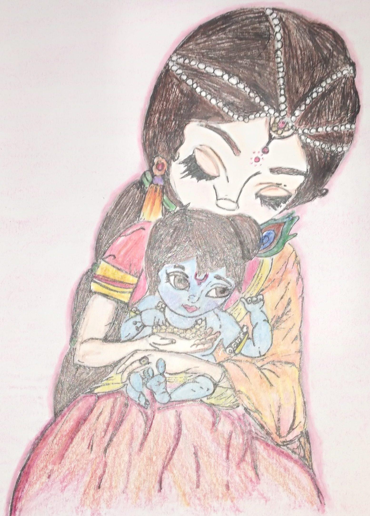 Image depicting Yashoda