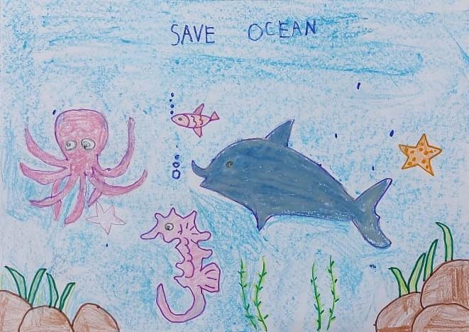 Image depicting ocean