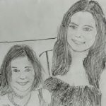 Image depicting Mother and Daughter