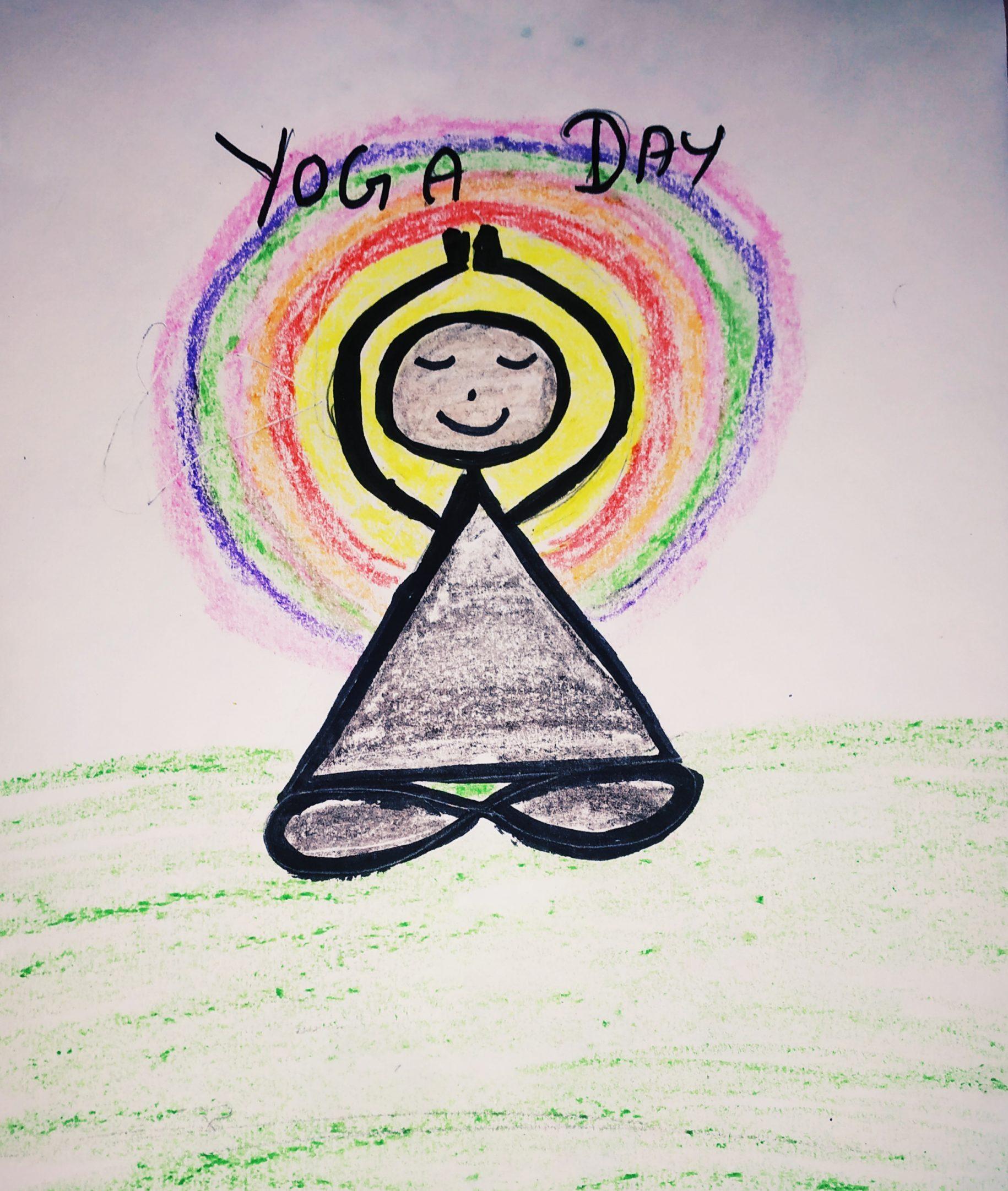 Image Depicting Yoga