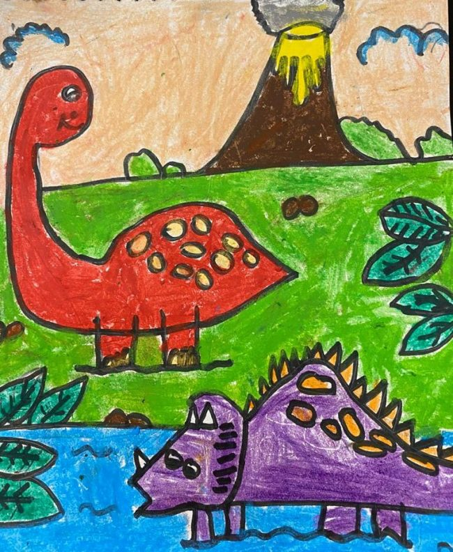 Image depicting Dinosaurs