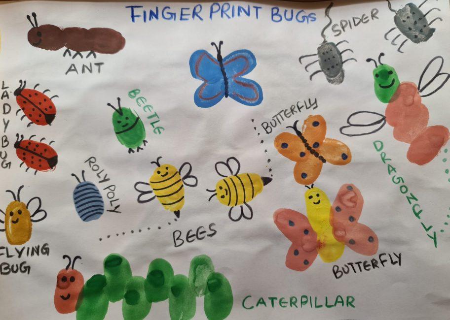 Image depicting butterflies