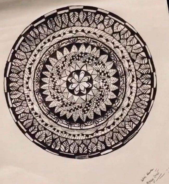 Image depicting Mandala Art