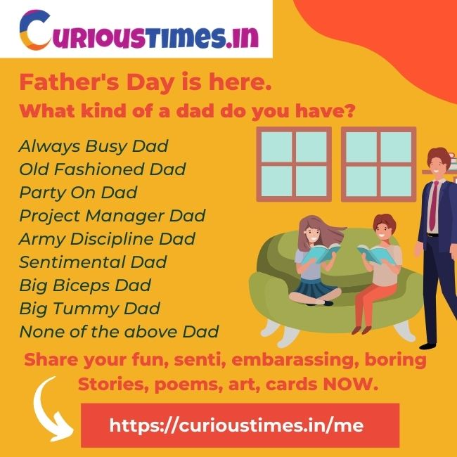 Image depicting Happy Father's Day Dad