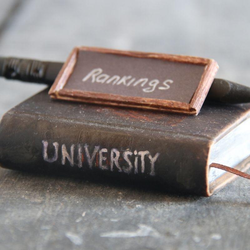 Image depicting universities rankings