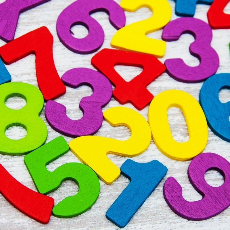 Image depicting girl maths