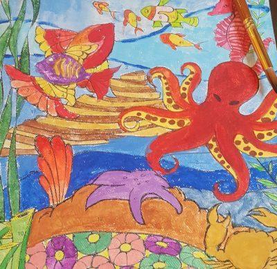 Image depicting Ocean Day