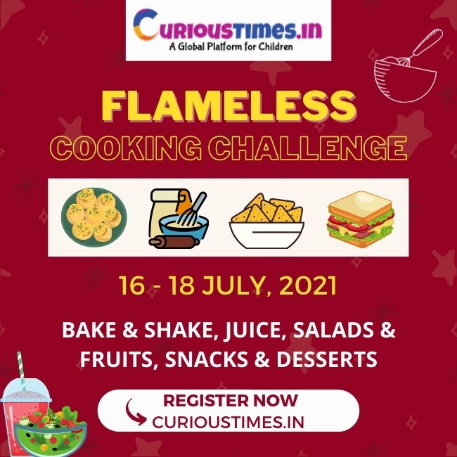 image depicting cooking competition for kids