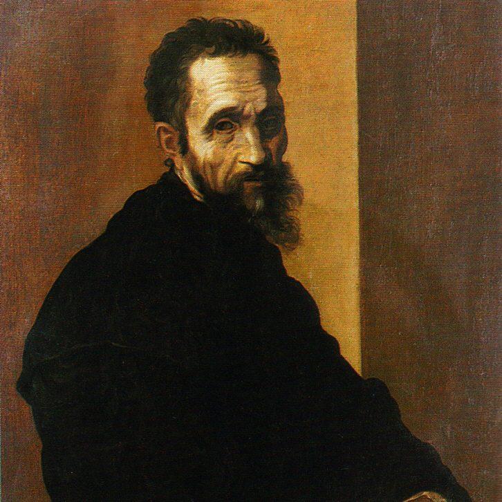 Image depicting michelangelo, as in, Fingerprint on ancient statue could belong to Michelangelo