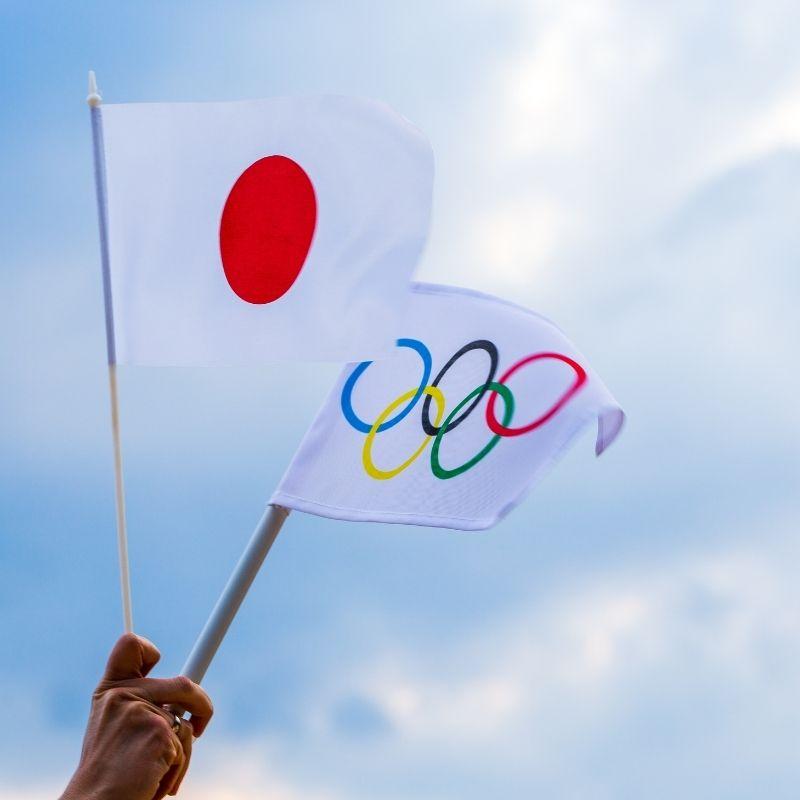 Image depicting tokyo olympics