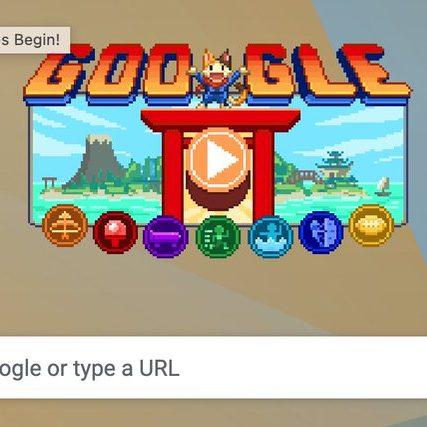 Image depicting Tokyo Olympics: Google Doodle celebrates with animated games