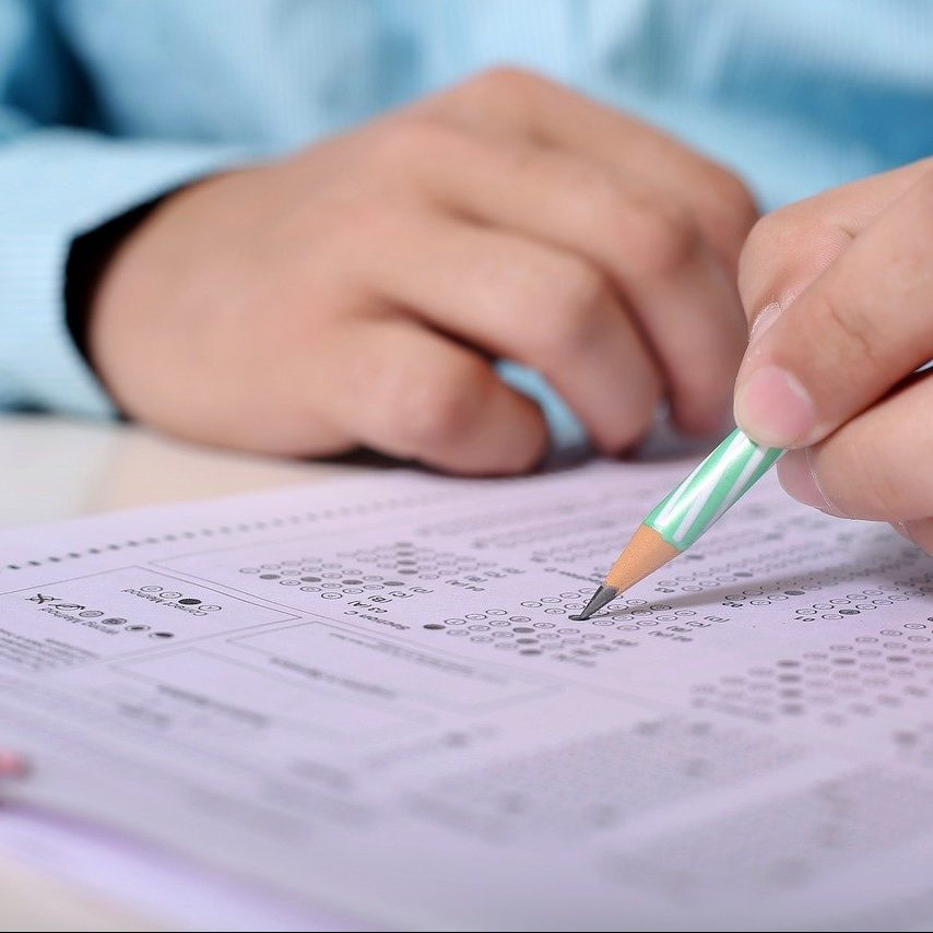 image depicting board exams