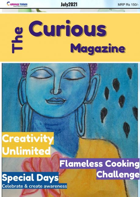Image depicting Children's Magazine | The Curious Magazine – July 2021