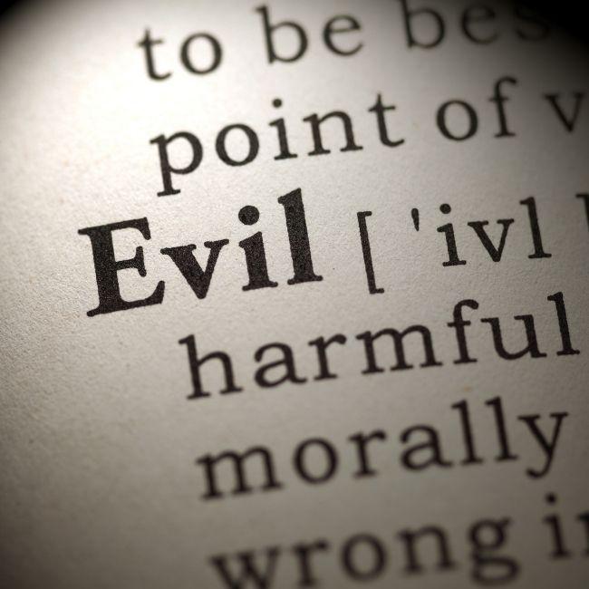Image depicting Evil, devil