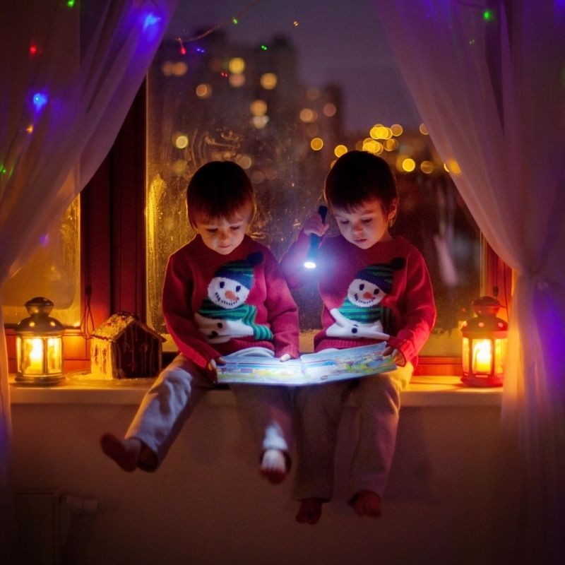Image depicting Children's books are special