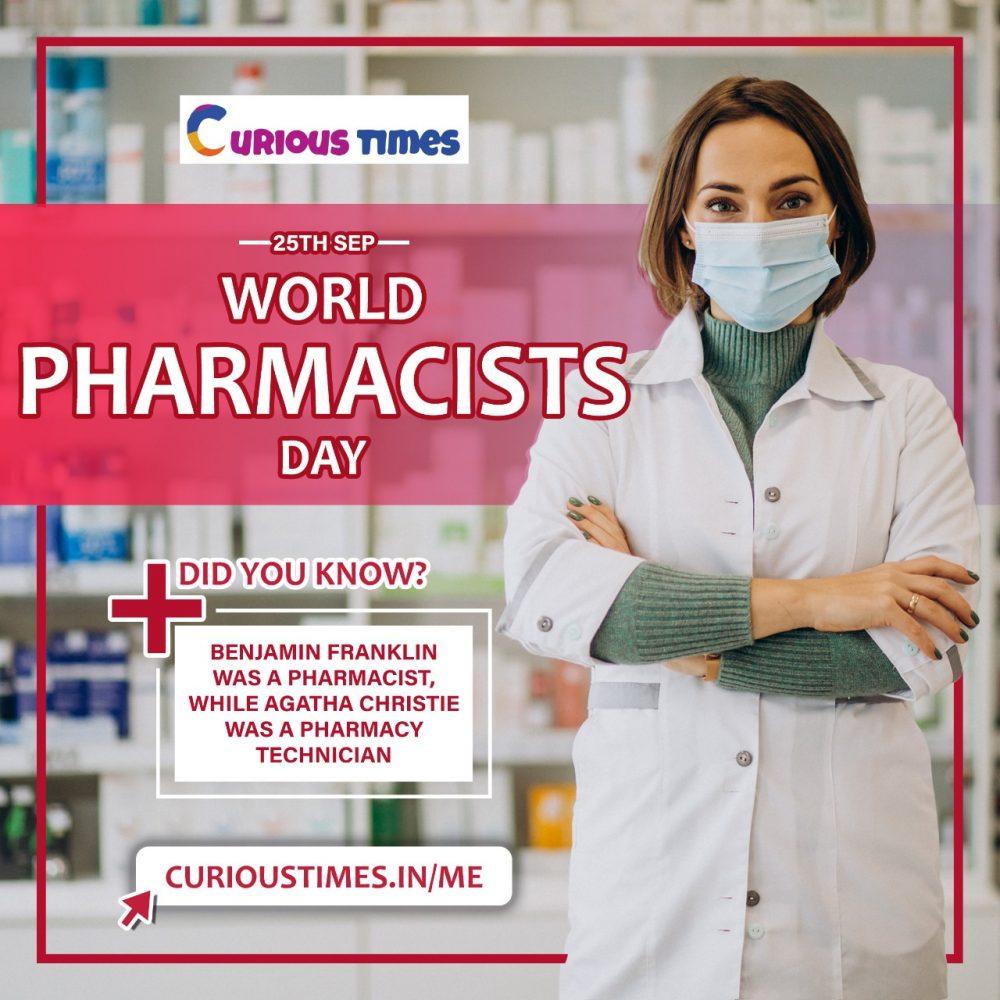 Image depicting World Pharmacists Day - 25 September