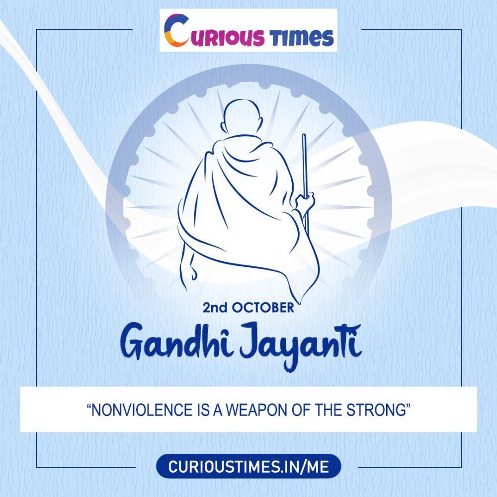 Image depicting Happy Gandhi Jayanti - 2 October