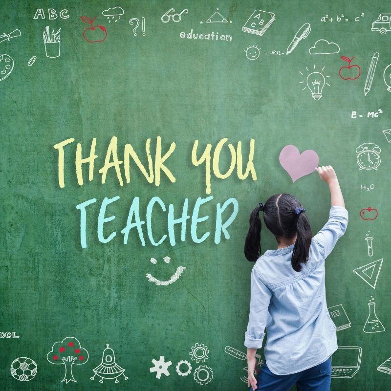 Image depicting World Teachers' Day - 5 October