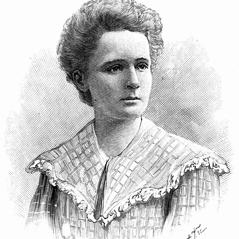 image depicting Mother of Modern Physics - Marie Curie