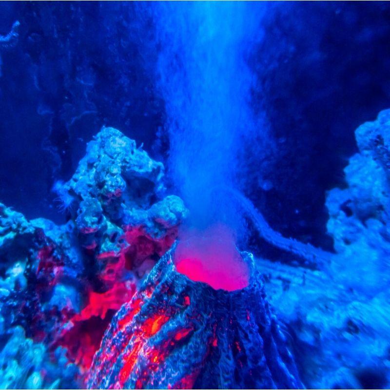 image depicting World's biggest underwater eruption created a huge volcano