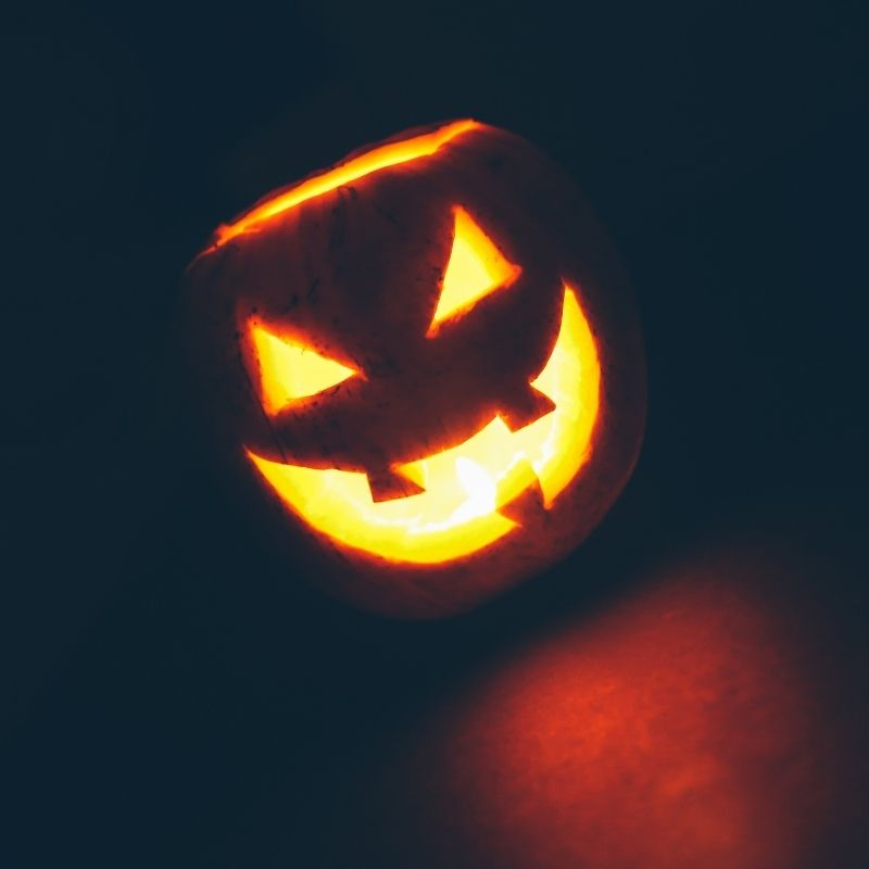 image depicting A story on Halloween - A Birthday Gift