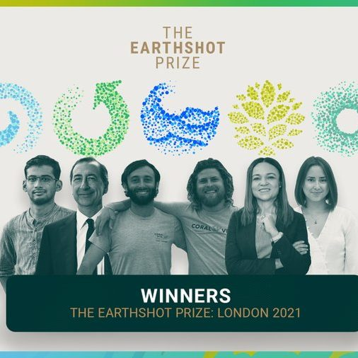 image depicting Indian project Takachar among winners of Earthshot Prize